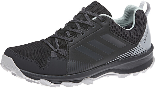 adidas TERREX TraceRocker GTX Trail-Running Shoes Damen core  black/carbon/ash green